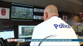 RTL INFO 19H : En quoi consiste exactement une protection policière?