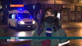 RTL INFO 19H : Des incidents ont éclaté à Bruxelles lors de l'hommage à Ibrahima
