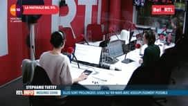 La matinale Bel RTL : Emission du 13/01