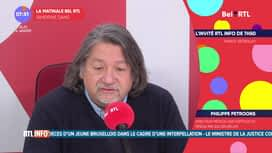 La matinale Bel RTL : Philippe Petroons