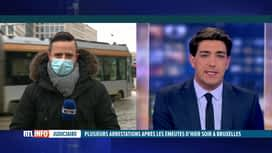 RTL INFO 13H : Une enquête a été ouverte suite à la mort du jeune Ibrahima