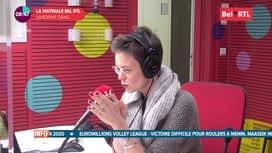 La matinale Bel RTL : Emission du 14/01/21