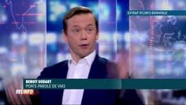RTL INFO 13H : Conseils de Benoît Godart pour conduire sur la neige ou le verglas