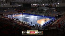 Svjetsko prvenstvo u rukometu 2021. - GRUPA H : BLR - RUS / Bjelorusija - Rusija - 2. poluvrijeme