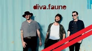 Diva Faune en live dans le Double Expresso RTL2 (15/01/21)