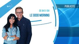 Le Good Morning : Emission du 14/01/21