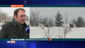 RTL INFO 13H : Neige: les Fagnes seront ouverture au public ce week-end