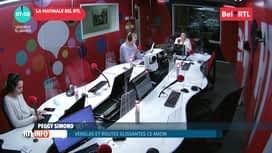 La matinale Bel RTL : Emission du 15/01/21
