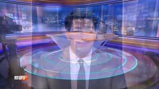 RTL INFO 13H : RTL INFO 13 heures (15/01/21)