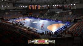 Svjetsko prvenstvo u rukometu 2021. - GRUPA C : QAT - ANG / Katar - Angola - 2. poluvrijeme