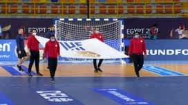 Svjetsko prvenstvo u rukometu 2021. - GRUPA B : ESP - BRA / Španjolska - Brazil - 1. poluvrijeme