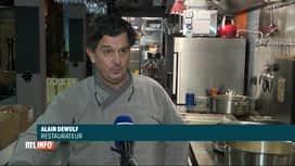 RTL INFO 19H : Des cafetiers et restaurateurs veulent rouvrir à tout prix le 1er f...