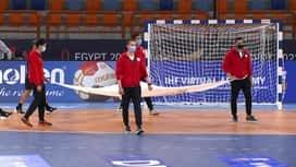Svjetsko prvenstvo u rukometu 2021. - GRUPA C : CRO - JPN / Hrvatska - Japan - 1. poluvrijeme
