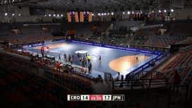 Svjetsko prvenstvo u rukometu 2021. - GRUPA C : CRO - JPN / Hrvatska - Japan - 2. poluvrijeme
