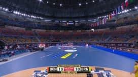 Svjetsko prvenstvo u rukometu 2021. - GRUPA D : DEN - BHR / Danska - Bahrein - 2. poluvrijeme