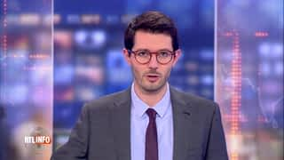 RTL INFO 13H : RTL INFO 13 heures (16/01/21)