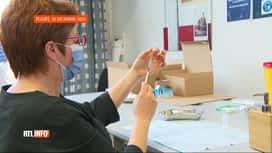 RTL INFO 19H : Coronavirus: la Belgique ne manquera pas de seringues d'1 mm