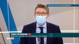RTL INFO 13H : Projet d'accorder un congé aux travailleurs pour se faire vacciner