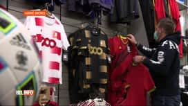 RTL INFO 13H : Les commerces spécialisés très impactés par l'arrêt du football ama...
