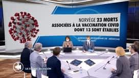 C'est pas tous les jours dimanche : C'est pas tous les jours dimanche: la course au vaccin