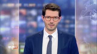 RTL INFO 13H : RTL INFO 13 heures (17/01/21)
