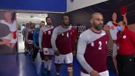 Svjetsko prvenstvo u rukometu 2021. - GRUPA C : QAT - JPN / Katar - Japan - 1. poluvrijeme