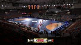 Svjetsko prvenstvo u rukometu 2021. - GRUPA C : QAT - JPN / Katar - Japan - 2. poluvrijeme