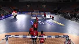Svjetsko prvenstvo u rukometu 2021. - GRUPA C : ANG - CRO / Angola - Hrvatska - 1. poluvrijeme