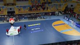 Svjetsko prvenstvo u rukometu 2021. - GRUPA B : POL - ESP / Poljska - Španjolska - 1. poluvrijeme