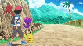 Pokemon : S21E24 Une passionnante expérience sur le terrain !