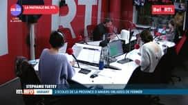 La matinale Bel RTL : Emission du 18/01/21