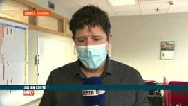 RTL INFO 13H : Le Centre Hospitalier de Wallonie Picarde victime d'une cyberattaque