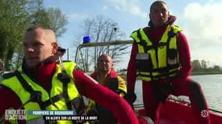 Pompiers de Bourgogne : en alerte sur la route de la mort
