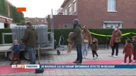 RTL INFO 19H : Coronavirus: deux écoles fermées en Flandre suite au variant britan...