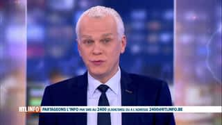 RTL INFO 19H : RTL INFO 19 heures (18/01/21)