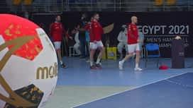 Svjetsko prvenstvo u rukometu 2021. - GRUPA E : NOR - AUT / Norveška - Austrija - 1. poluvrijeme