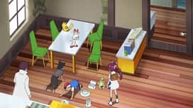 Pokemon : S23E08 La course de l'iceberg de Sinnoh !