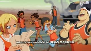 Baskup Tony Parker