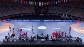 Svjetsko prvenstvo u rukometu 2021. - SKUPINA 4 : RHF - EGY / Rusija - Egipat - 2. poluvrijeme
