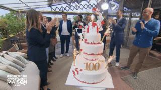 La 100e