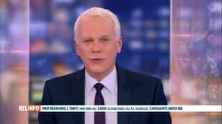 RTL INFO 19H : RTL INFO 19 heures (20/01/21)
