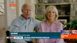RTL INFO 19H : Investiture de Joe Biden: portrait du 46e président des Etats-Unis