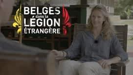 Belges dans la légion étrangère en replay