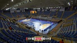 Svjetsko prvenstvo u rukometu 2021. - SKUPINA 1 : ESP - GER / Španjolska - Njemačka - 2. poluvrijeme