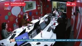 La matinale Bel RTL : Emission du 22/01