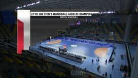 Svjetsko prvenstvo u rukometu 2021. - SKUPINA 3 : SUI - POR / Švicarska - Portugal