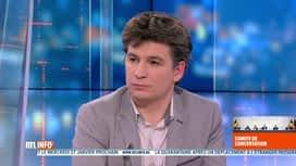 RTL INFO 19H : Comité de concertation: l'éclairage de Dominique Demoulin et Simon ...