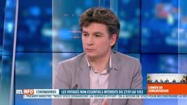 RTL INFO 19H : Comité de concertation coronavirus : la réaction de Simon Dellicour
