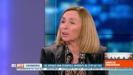 RTL INFO 19H : Comité de concertation coronavirus : l'éclairage de Dominique Demoulin