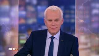 RTL INFO 19H : RTL INFO 19 heures (22/01/21)